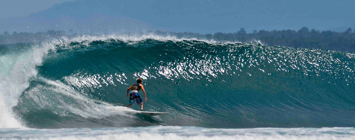 Surf - LUXURY SUMATRA