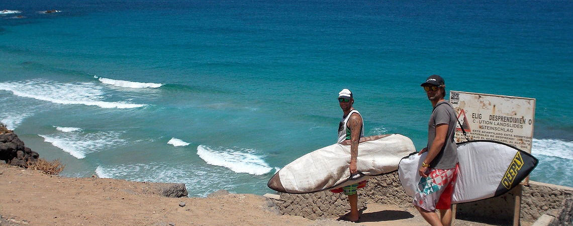 Canaries - ALOHA SURF ACADEMY