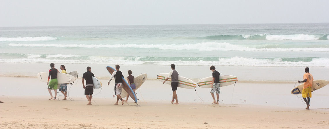 Sénégal - MALIKA SURF CAMP