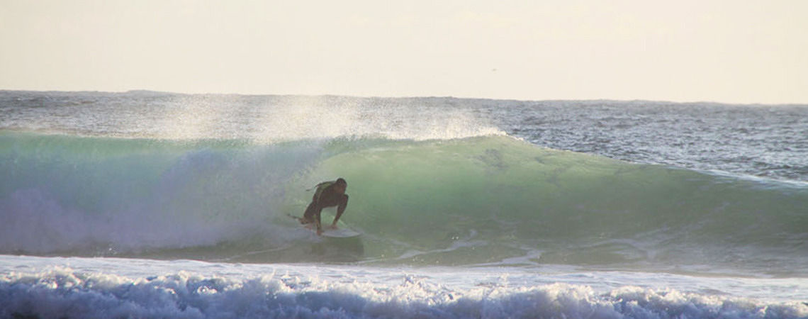 Surf Schools with Accommodation - WAVESENSATIONS